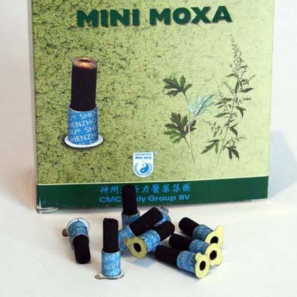 Moxa-Hütchen Smokeless Mini (200 Stk)